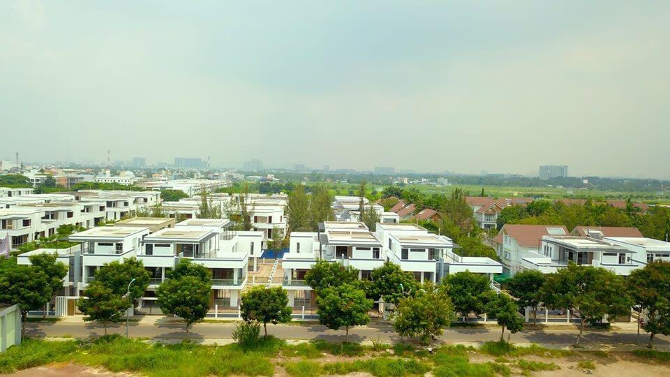 tiến độ dự án Đông Tăng Long