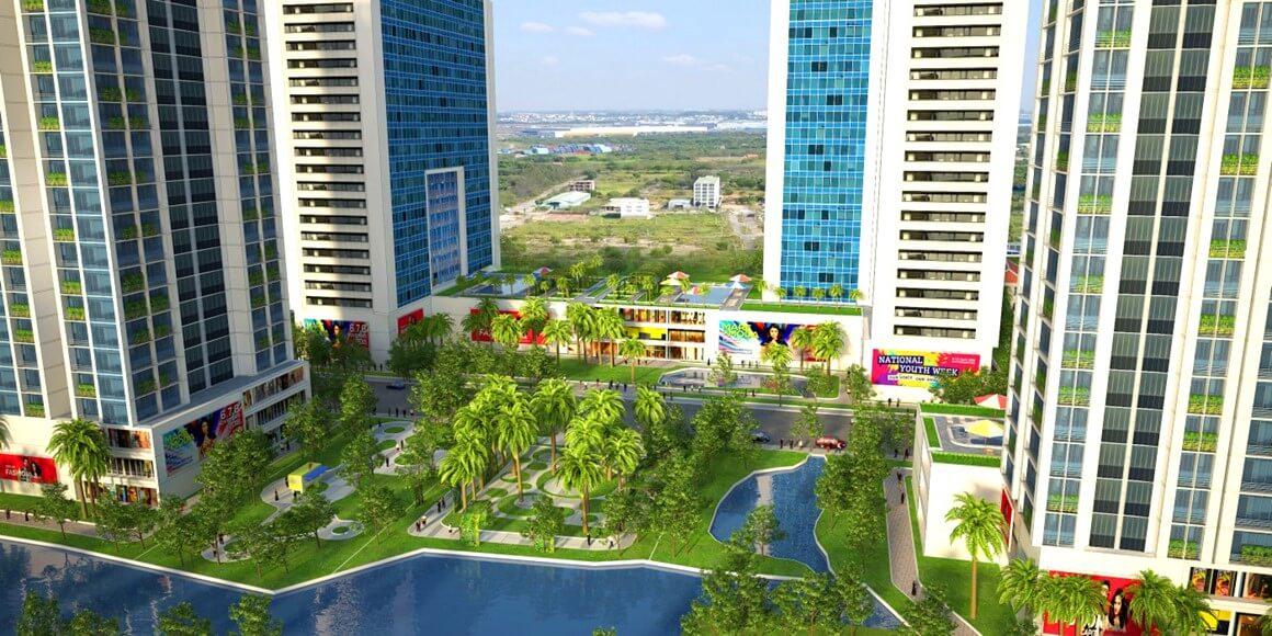 Babylon Garden Phú Mỹ Hưng