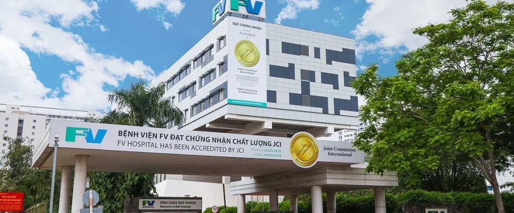 bệnh viện quốc tế fv