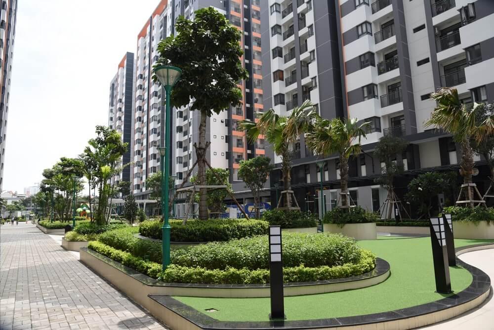 công viên Him Lam Phú An