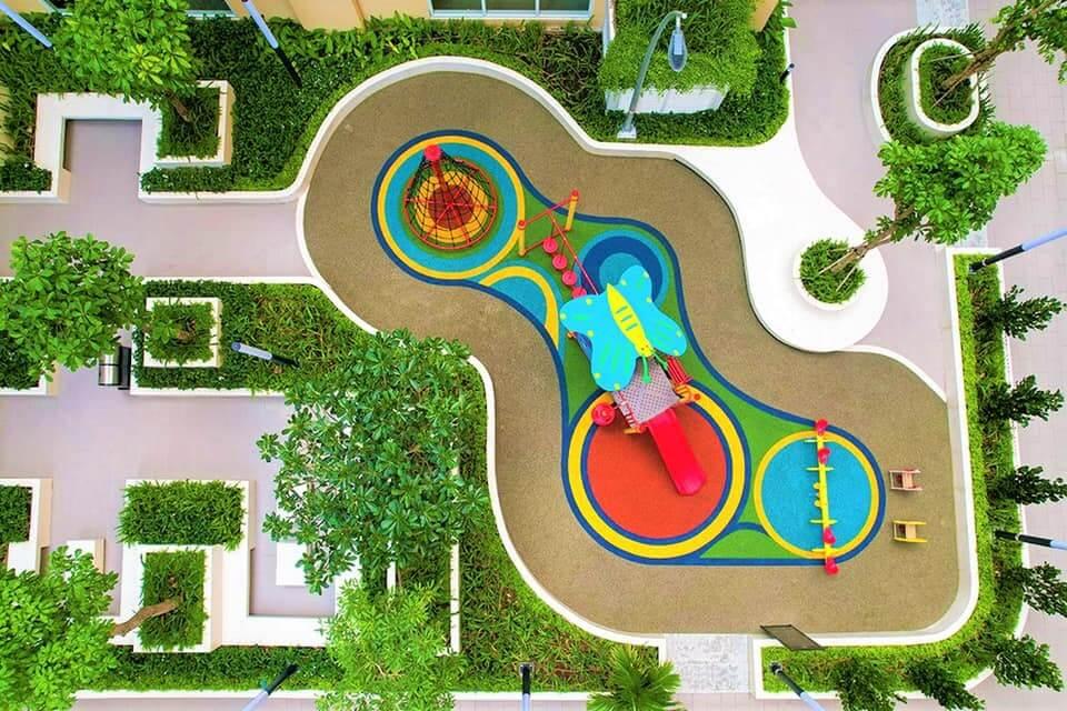 công viên lavita charm