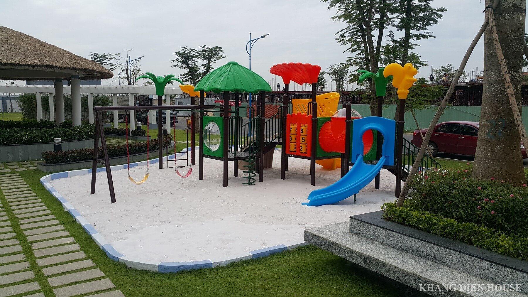 vị trí Merita Khang Điền