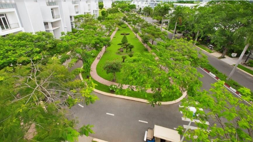 flycam Villa Park