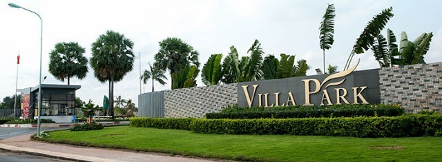 hình ảnh thực tế dự án Villa Park Quận 9