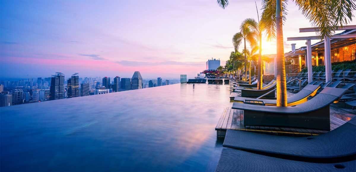 hồ bơi Spirit Of Saigon