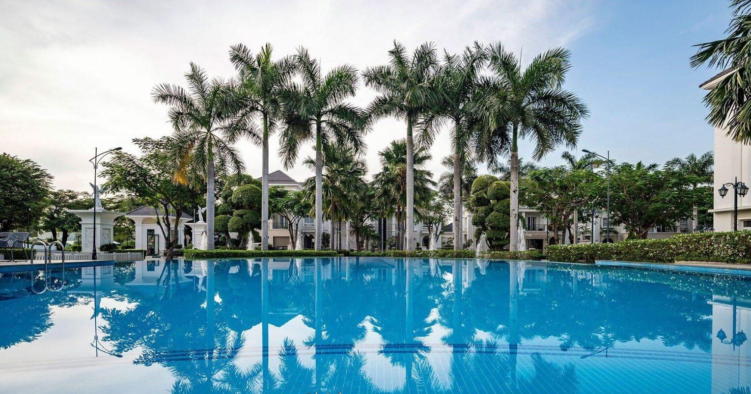 hồ bơi The Venica Khang Điền