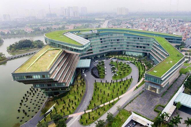 Khách sạn JW Marriott tại Hà Nội