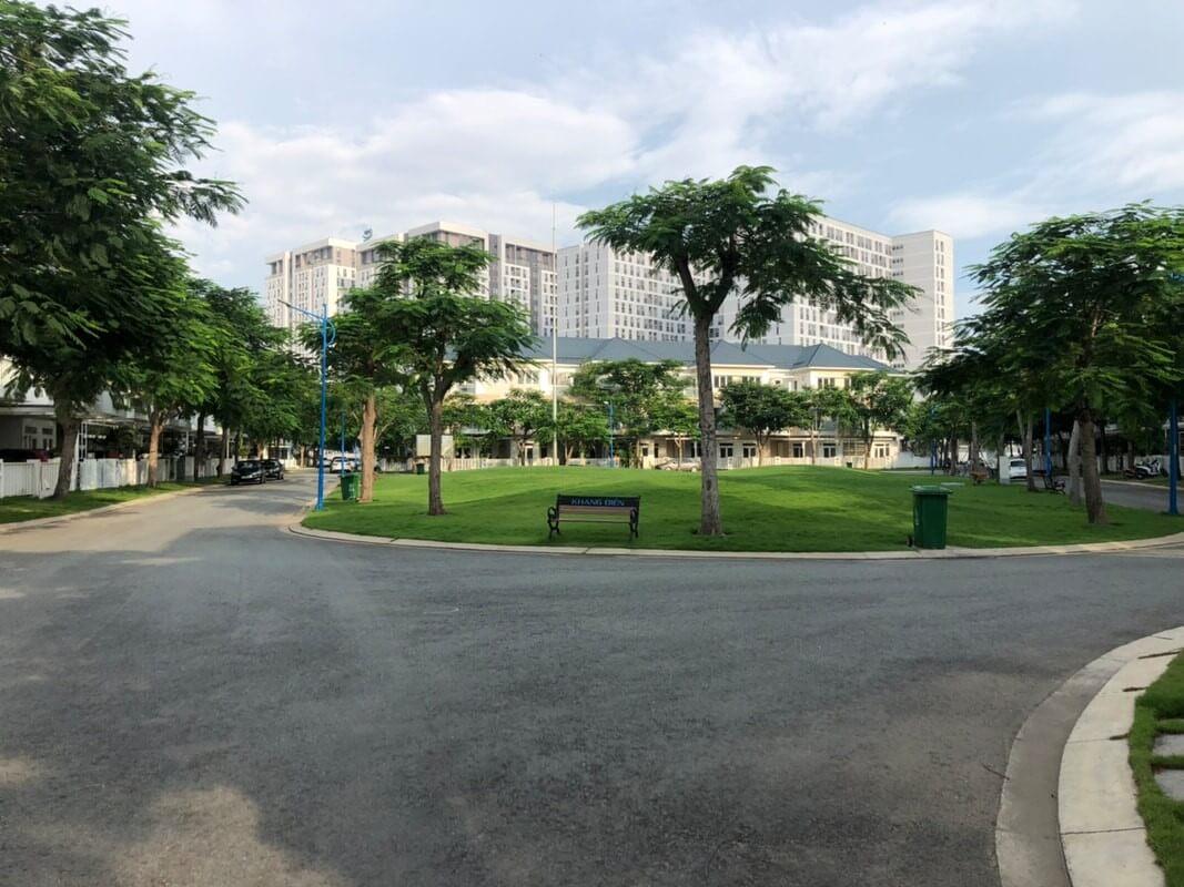 Công viên dự án Merita