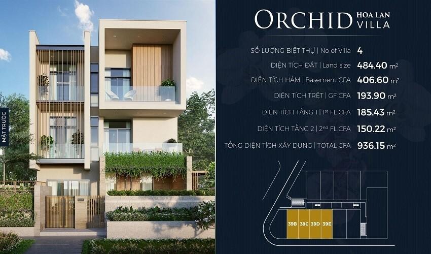 ORCHID Hoa Lan Villa - Lancaster