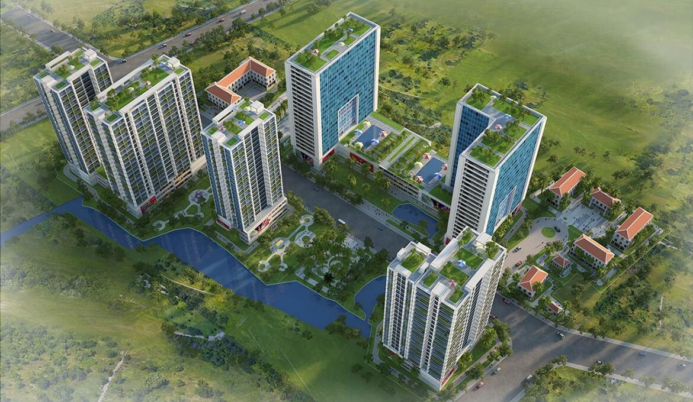 thông tin Babylon Garden Phú Mỹ Hưng