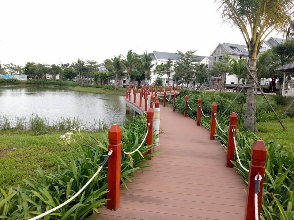 thực tế dự án Park Riverside