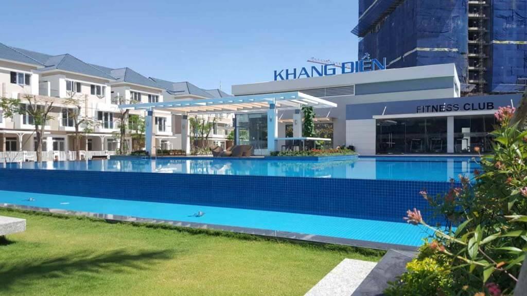tiện ích dự án Merita Khang Điền