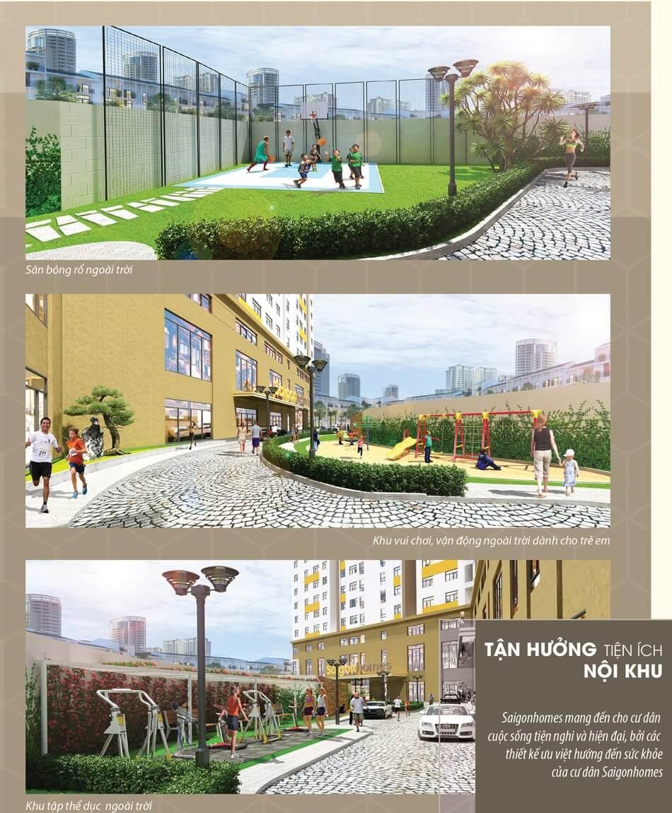 bán căn hộ Saigonhomes