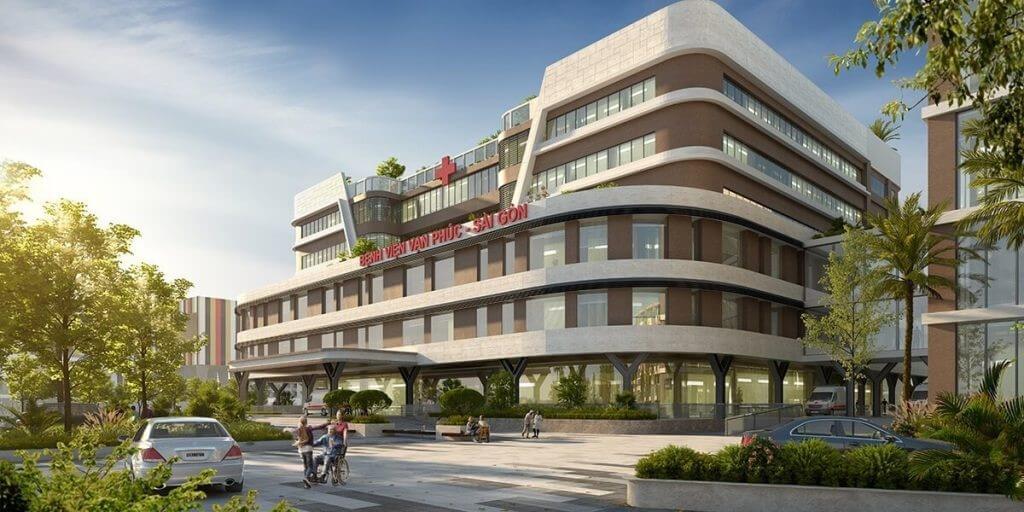 Bệnh viện Vạn Phúc Sài Gòn