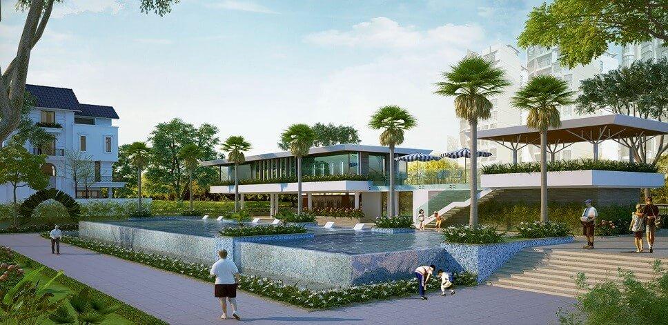 Club House đẳng cấp dành riêng cho cư dân sống tại Saigon Mystery Villas