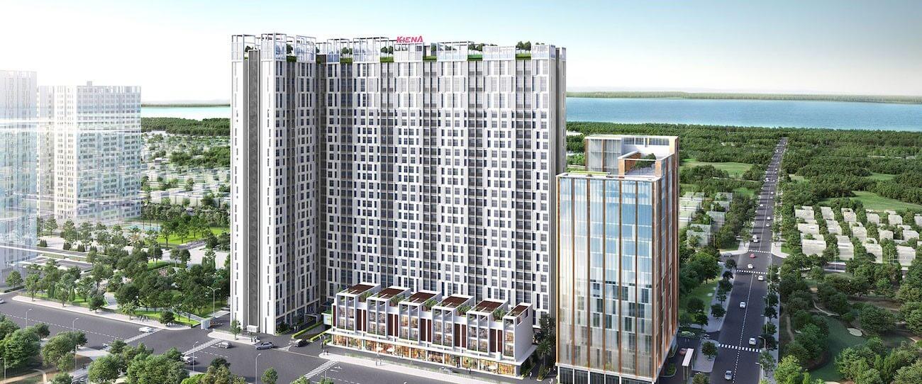dự án căn hộ Citi Grand