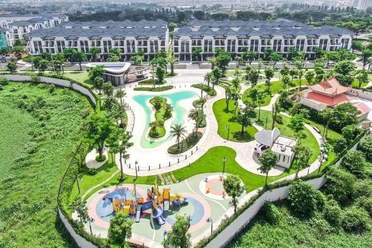 flycam Verosa Park khang dien
