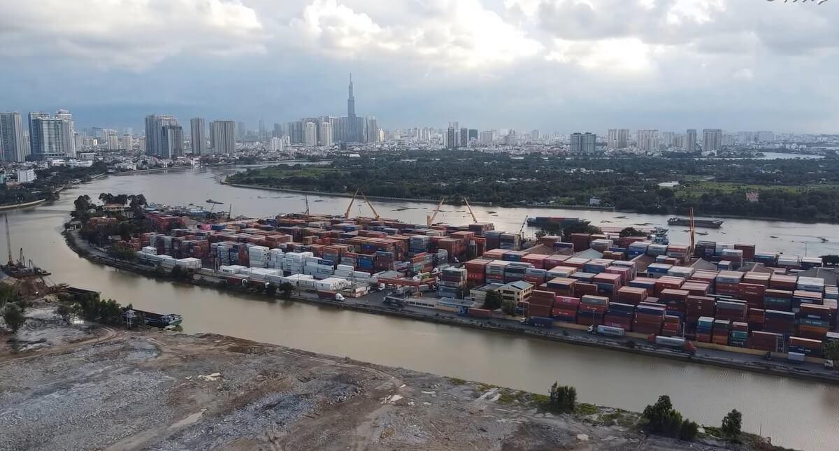 hình ảnh dự án Saigon Quays Thủ Đức