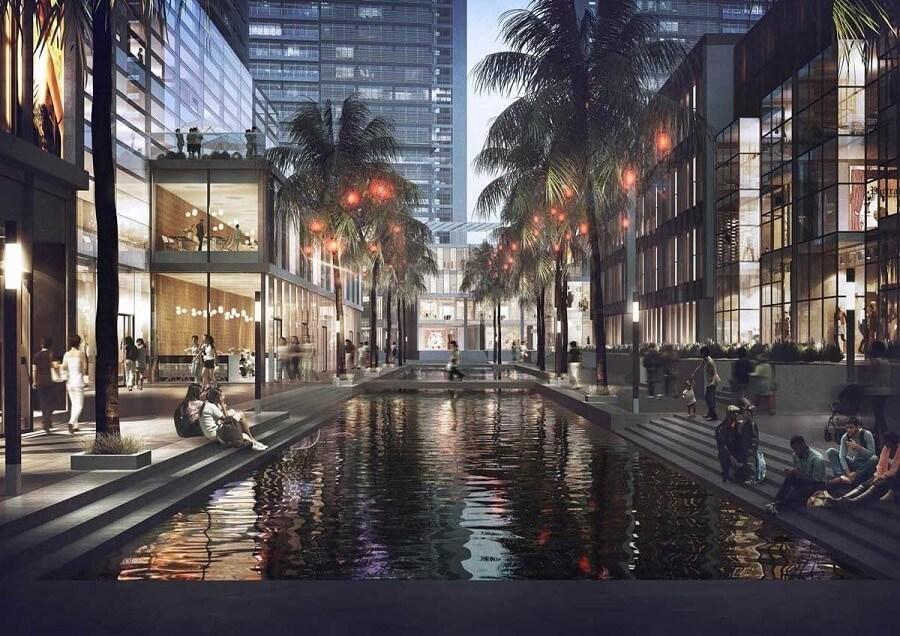 hình ảnh dự án Saigon Quays