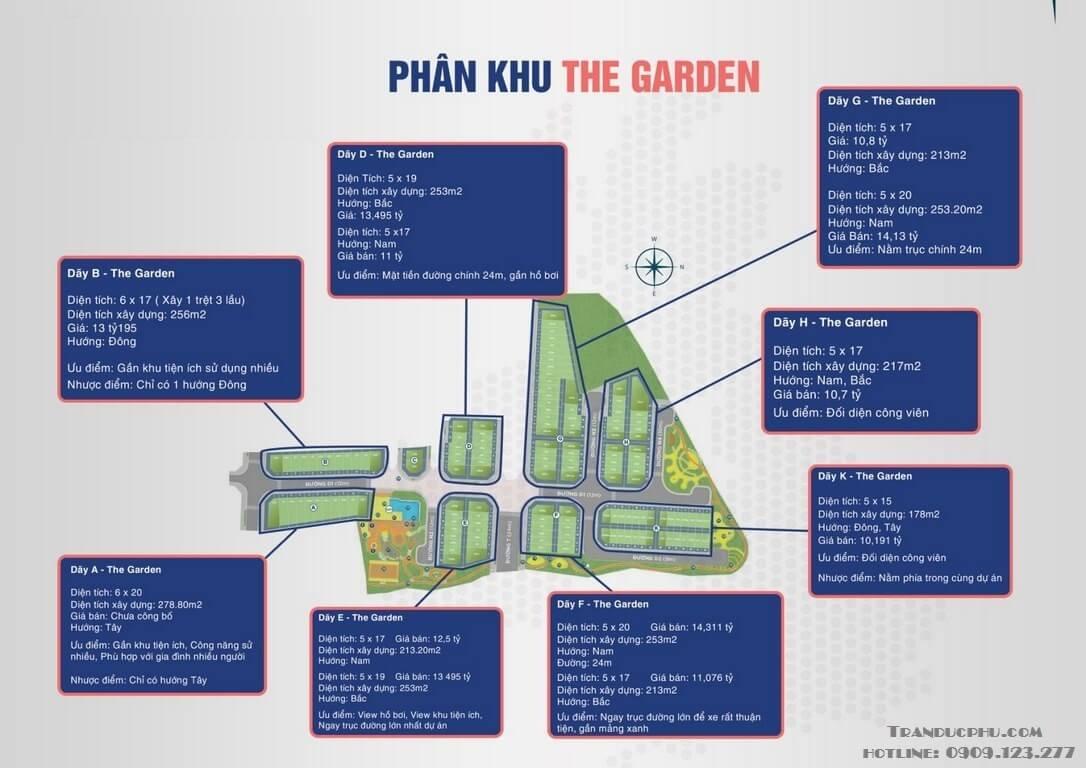 phan khu the garden