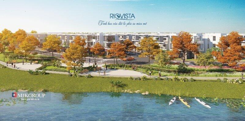 Phối cảnh dự án Rio Vista quận 9