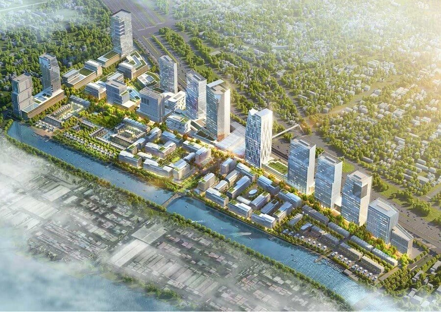 Saigon-Quays