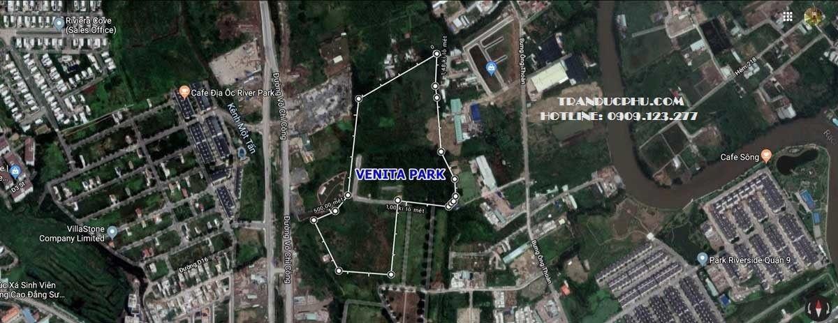 thông tin Verosa Park
