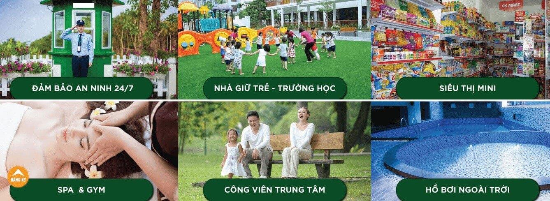 tien ich du an Venita Park Khang Điền