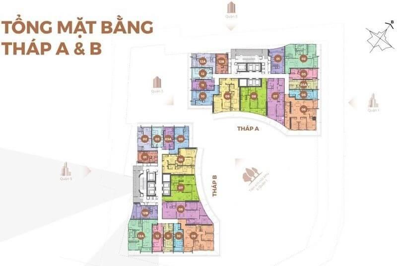 mat bang Alpha hill