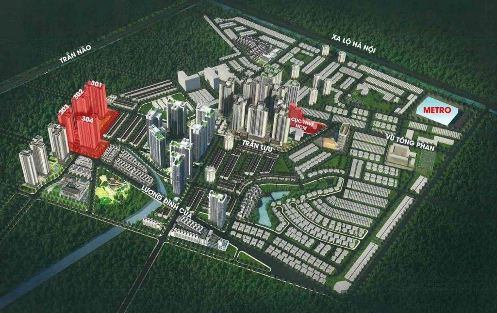 mở bán Laimian City