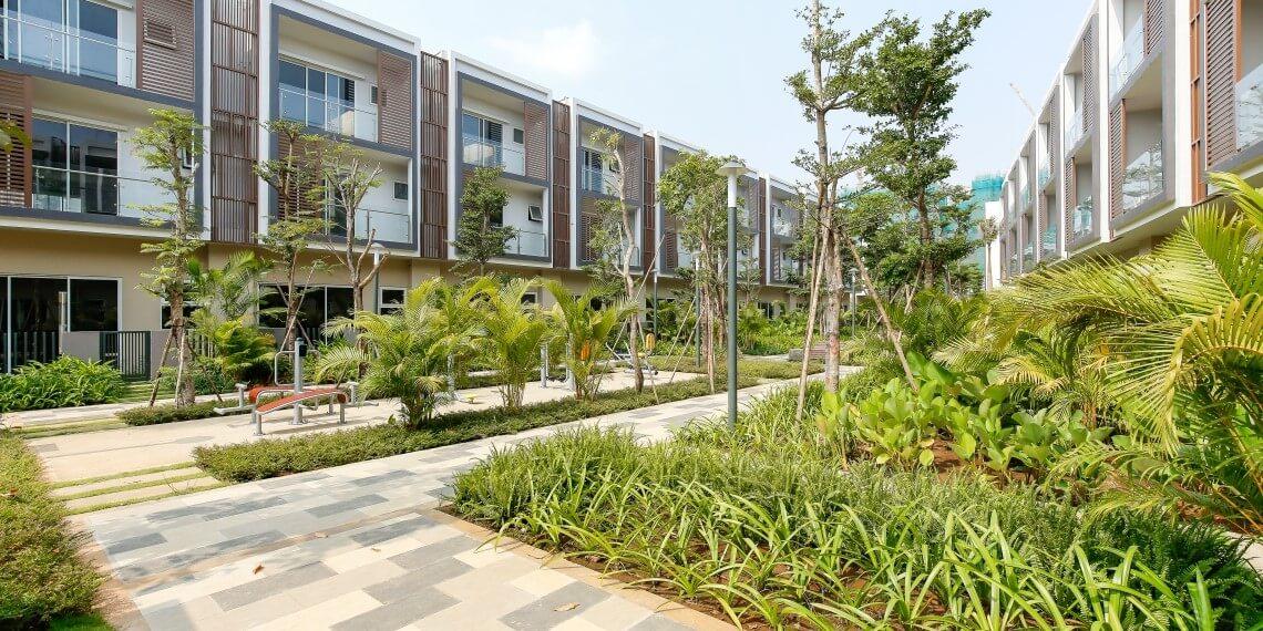 nha pho palm residence q2