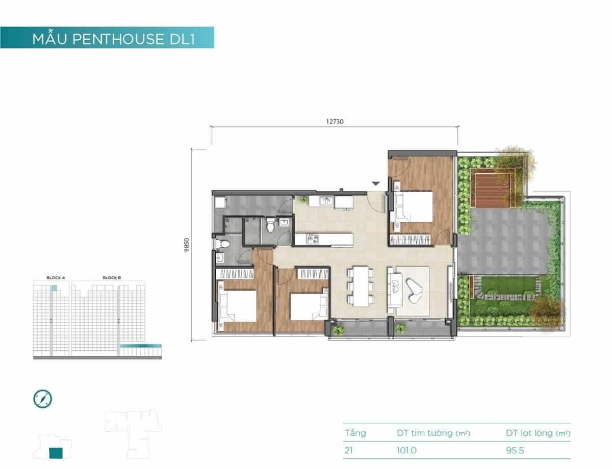 penthouse D'Lusso