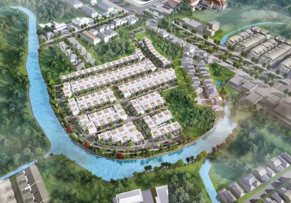 Phoi canh du an South Riverside
