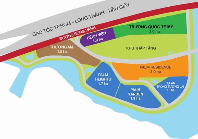 quy dat Palm City quan 2