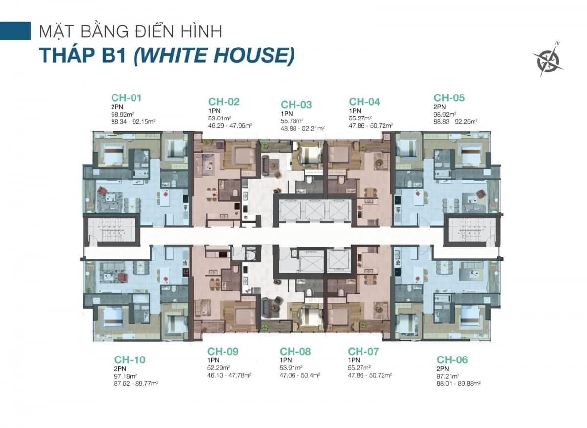 thap White House Sunwah Pearl