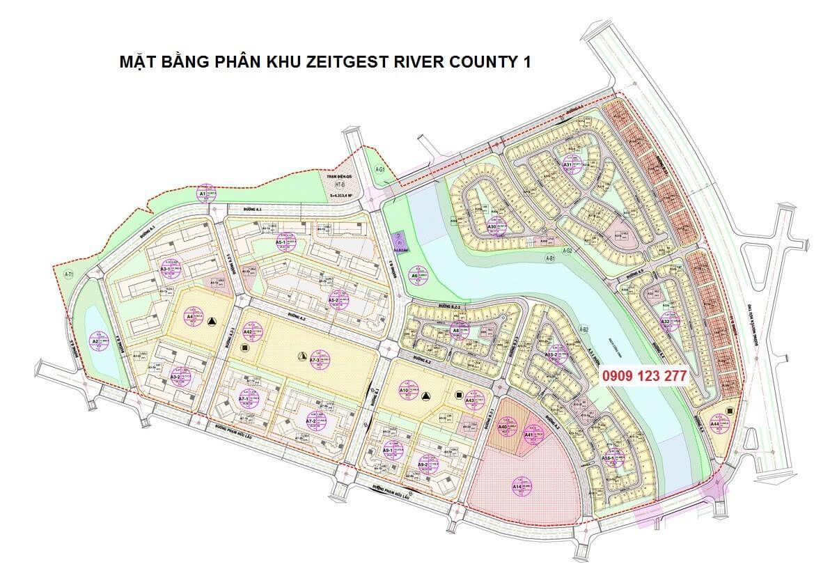 ZEIT RIVER COUNTY 1