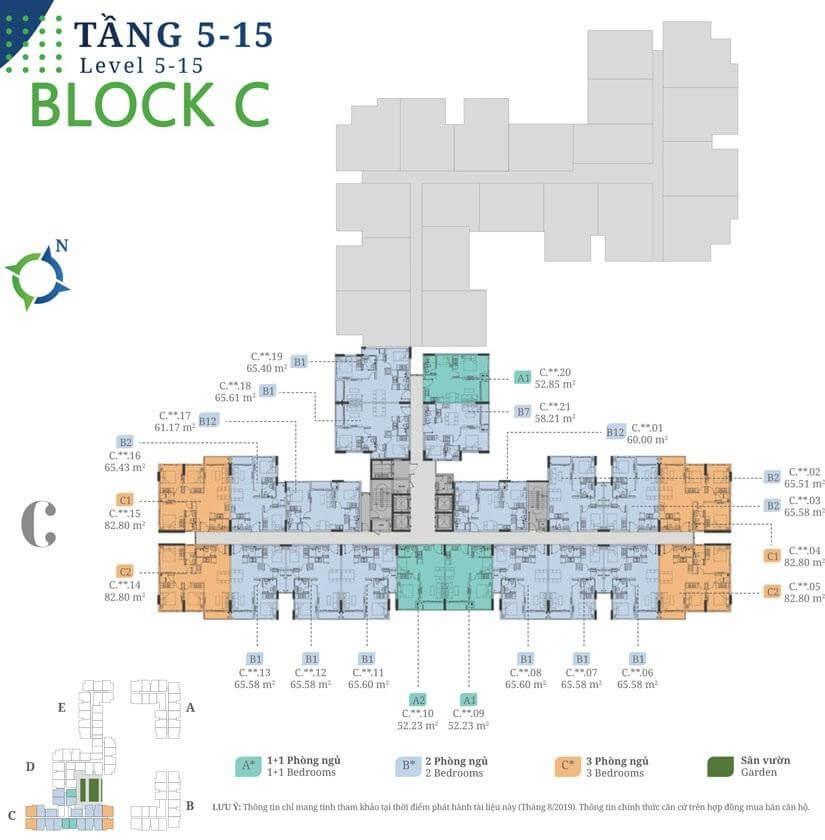 tang 5 -15 Lovera Vista